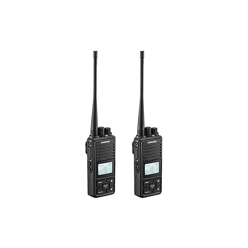 Walkie Talkies, SAMCOM FPCN10A 20 Channe