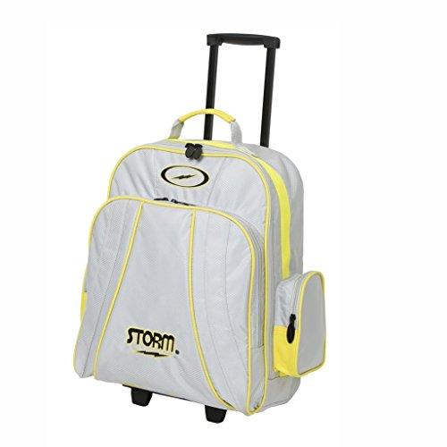 Storm Rascal Single Roller Bag Silver/Yellow