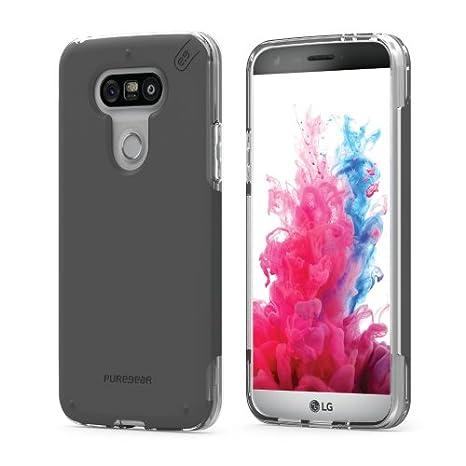 DualTek PRO for LG G5 - Black/Clear