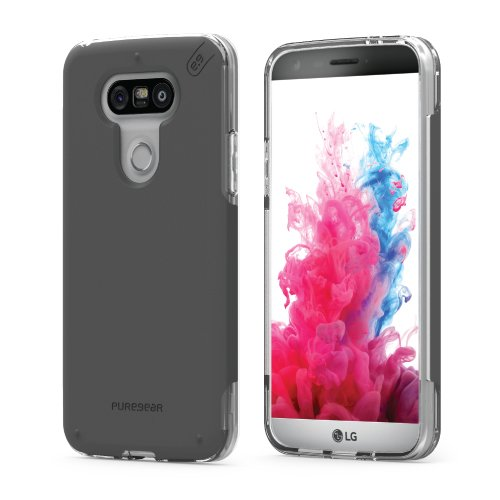 DualTek PRO for LG G5 - Black/Clear