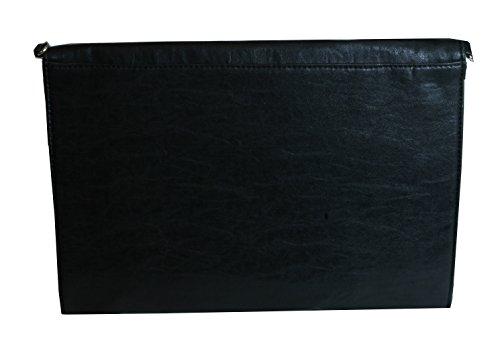 Taschentrend, Poschette giorno donna Nero (nero)
