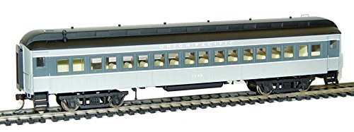 Rivarossi HO Scale Pullman 60' Coach, Union Pacific #1350 Train
