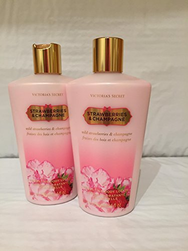 Victoria's Secret Fantases Strawberries and Champagne Hyd...