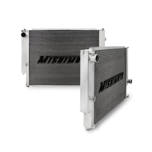 Mishimoto MMRAD-E36-92 Manual Transmission Performance Aluminium Radiator for BMW (1995 Bmw E36 M3)
