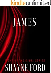 JAMES (NIGHT OF THE KINGS SERIES Book 1)