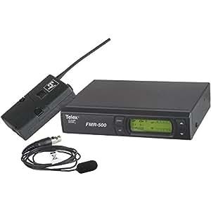 telex fmr 500l b band handheld wireless microphone system musical instruments. Black Bedroom Furniture Sets. Home Design Ideas
