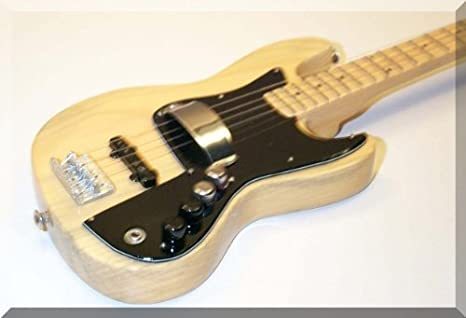 Marcus Miller miniatura Guitarra Fender Jazz Bass: Amazon.es ...