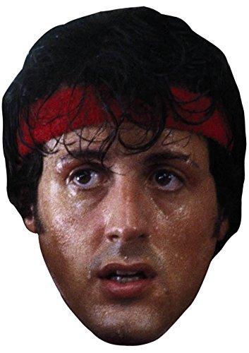 Rocky Balboa Mask by -