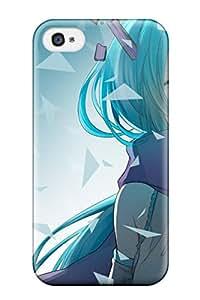 Charles Lawson Brice's Shop New Style vocaloid hatsune miku aqua aqua Anime Pop Culture Hard Plastic iPhone 4/4s cases