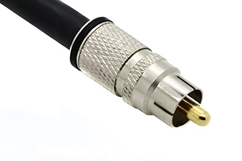 (RITEAV - 250FT Outdoor Direct Burial RCA (AUDIO/VIDEO CABLE))