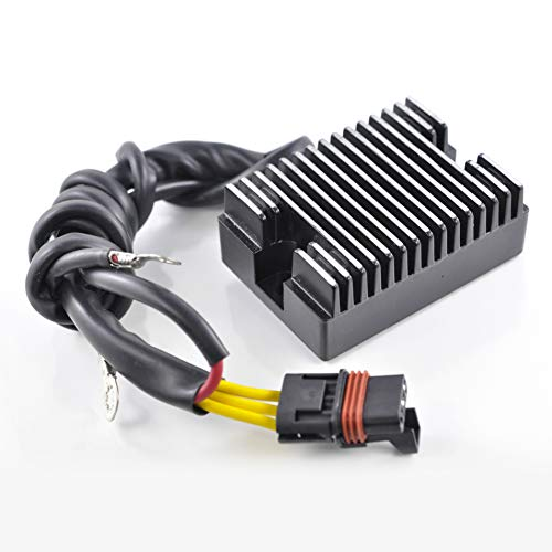 (Mosfet Voltage Regulator Rectifier For Victory V92C Cruiser / V92C Deluxe Cruiser / V92SC Sport Cruiser 2001 OEM Repl.# 2410209)