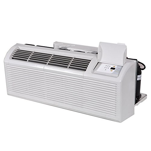 Klimaire KTHN015E5H210-BWG 15000 BTU 9.6 EER PTHP Heat Pump with 5KW Auxiliary Electric Heater Includes Wall Sleeve & Aluminum Back Grille by Klimaire (Image #9)