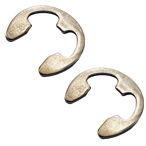 Homelite 2 Pack of Genuine OEM Replacement E-Rings # 650027001-2PK