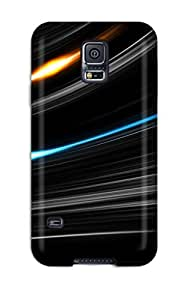 Fashion Protective Light Blaze Hd 1080p Case Cover For Galaxy S5