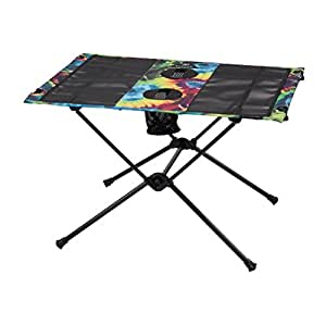 Burton Table One Camping Table 2018, Demma Dye Print