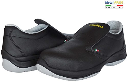 Goodyear G3043i - Calzado de protección para hombre negro Size: 44