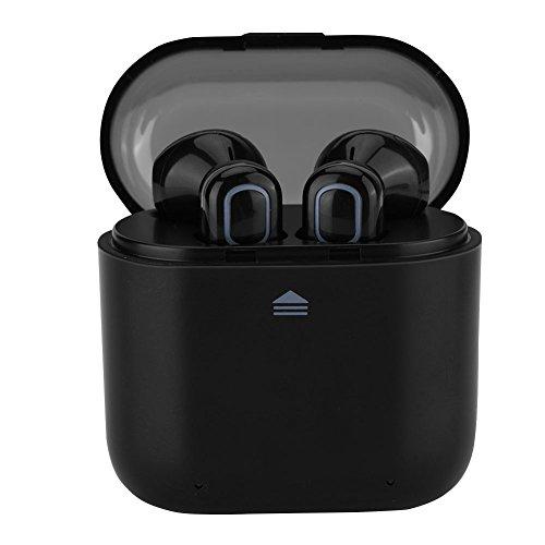 fosa Wireless Twins Bluetooth Headphones, Mini Stereo Earbud
