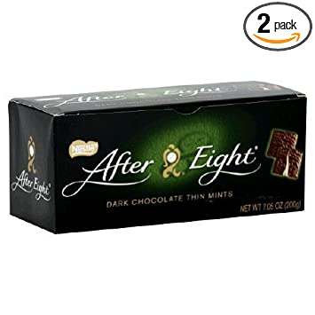 After eight thin mints