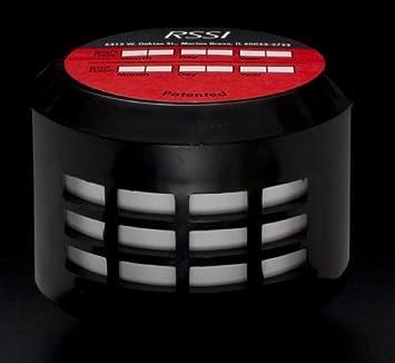 Largo Plazo Alpha Track Radón Detector Kit (no puede vender a new jersey Direcciones), Modelo:, herramientas y tienda de hardware: Amazon.es: Jardín