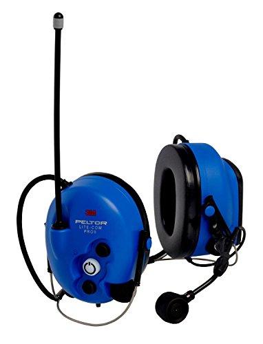 3M 4046719619122 PELTOR Lite-Com Pro II MT7H7B4010-NA-50 Two Way Radio Communications Headset