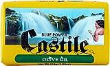 Blue Power Castile Olive Oil Soap 3.9 oz