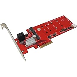 AD2M2S-PX2 M2 PCIE SSD ADAPTER