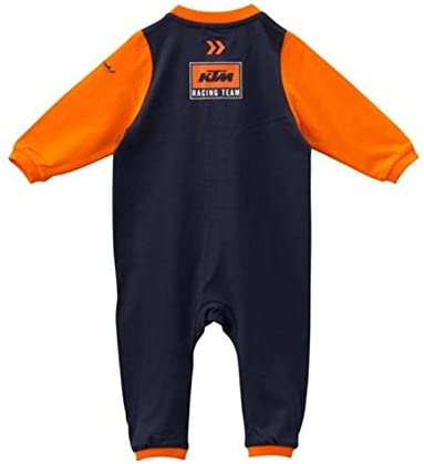 Amazon.com: NEW KTM BABY REPLICA BODY SUIT PAJAMA 18 MONTHS ...