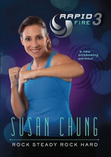 RapidFire 3 DVD - Susan Chung (Rapid Fire) - Rock Steady Rock Hard