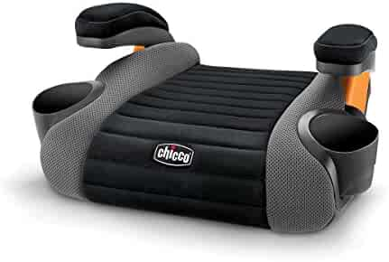 Chicco GoFit Belt-Positioning Backless Booster, Shark