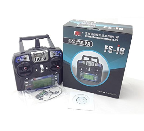Robo India FSI6 FlySky FS-i6 2.4G 6CH AFHDS RC (Black) (B012KVTD40) Amazon Price History, Amazon Price Tracker