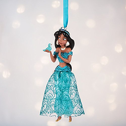 Disney Jasmine Sketchbook Ornament - 2016