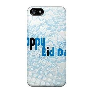 Premium [KIl2557WZWX]happy Eid Day Case For Iphone 5/5s- Eco-friendly Packaging