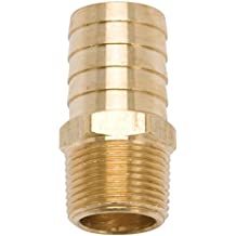 Edelbrock 8078 Brass Hose Fitting for Intake Manifold