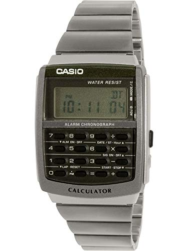 Casio General Men's Watches Data Bank CA-506-1UW - WW