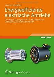 Energieeffiziente elektrische Antriebe: Grundlagen, Leistungselektronik, Betriebsverhalten und Regelung von Drehstrommotoren