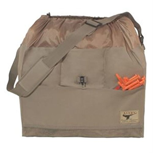 Avery Hunting Gear 6-Slot Mid-Size Full Body Goose Bag-Field (Full Body Goose Bag)