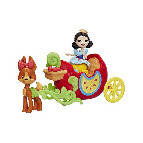 Sweet Apple Carriage is a cute Disney Princess Little Kingdom Toy