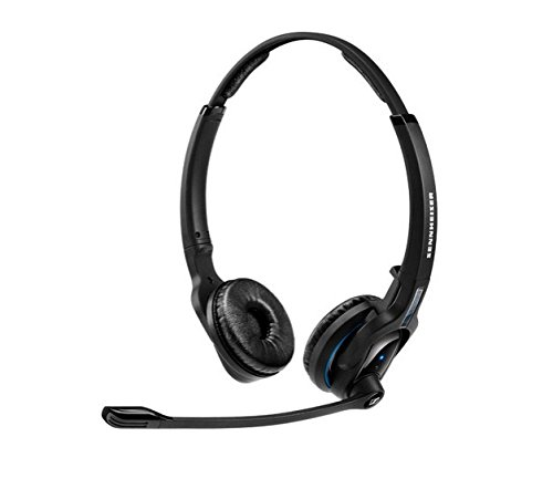 Sennheiser MB Pro 2 - Headset - on-ear - wireless - Bluetooth 4.0 by Sennheiser