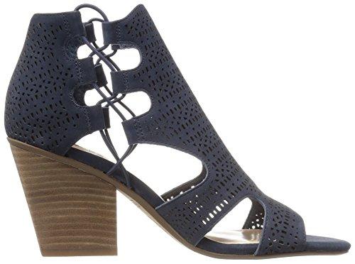Heeled Vince Women's Grey Camuto Sandal Blue Corbina rqtTwr0On