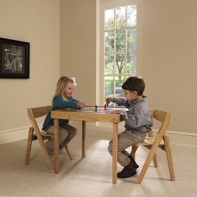 Juvenile Folding Table (Stakmore Juvenile Folding Table and Chair Set by Stakmore)