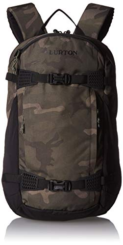 Burton Multi-Season Day Hiker 25L Hiking/Backcountry Backpack, Worn Camo Print (Best Tactical Backpack 2019)