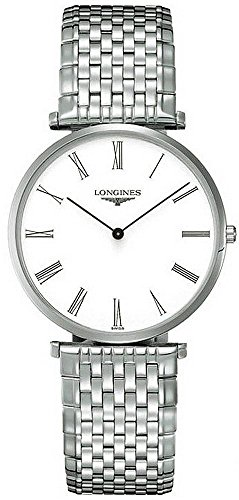 Longines La Grande Classique Mens L47554116 Watch Quartz - 36mm L4.755.4.11.6 ()