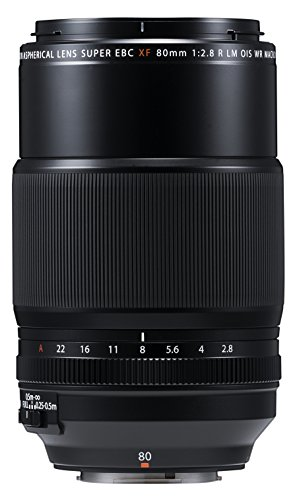 Fujinon XF80mmF2.8 R LM OIS WR Lens