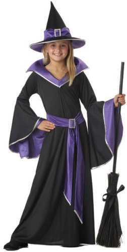 Glitz And Glamour Costumes (Incantasia the Glamour Witch Costume - Small by California Costumes)