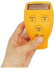 Mini recubrimiento calibre de espesor medidores de espesor de revestimiento para la venta calibre medidor de espesor equipo de espesor recubrimiento espesor pintura GM200
