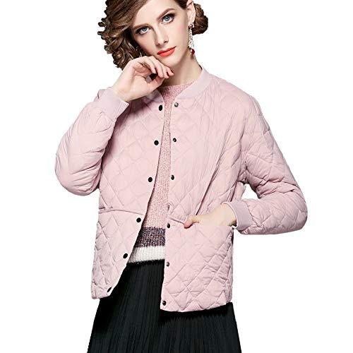 Sjc leggera Pink Plus donna da stile Giaccone Giacca IxB0AFw
