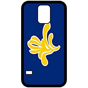 Brussels Region Flag Black Samsung Galaxy S5 Cell Phone Case - Cover
