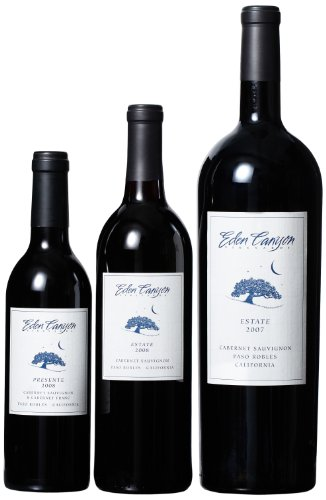 Eden Canyon Vineyard Mixed Pack, 1 x 500 mL and 2 x 750 mL by Eden Canyon Vineyards