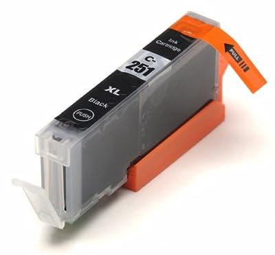 12 Pack Compatible Canon Canon 250 , Canon 251 , CLI-251 , CLI-251XL , PGI-250 , PGI-250XL 2 Small Black, 2 Cyan, 2 Gray, 2 Magenta, 2 Yellow, 2 Big Black for use with Canon PIXMA MG6320, PIXMA MG7120, PIXMA iP8720. Ink Cartridges for inkjet printers. CLI