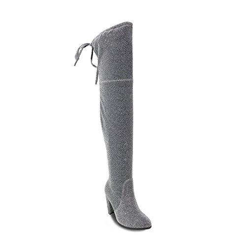 Glitter Cone Heels - 6